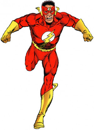 The Flash of Earth D]