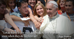 Most memorable Pope Francis quotes