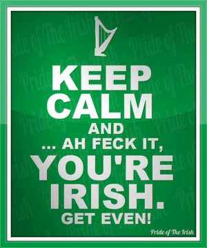Get Even - Silly Little Irish Girl FB