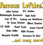 famous lefties funny left handed quote grunge funny left handed