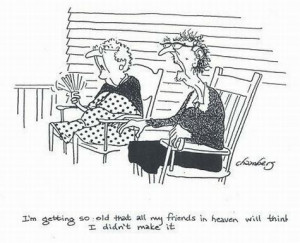 funny jokes about getting old