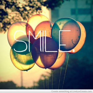 cute, girls, just smile, love, pretty, quote, quotes, smile