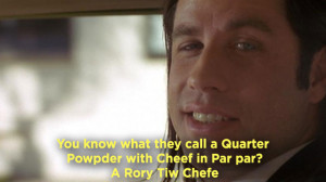 10 John Travolta Quotes Updated After the 2014 Oscars