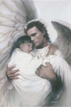 angeli custodi, amore