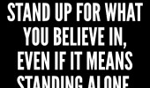 Stand Out Quotes Sayings Motivational love life quotes