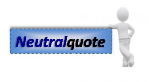 Neutral Quote