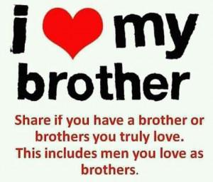 Love My Brothe...