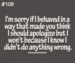 Im sorry quotes tumblr images