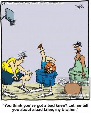 Knee Injury cartoons, Knee Injury cartoon, funny, Knee Injury picture ...