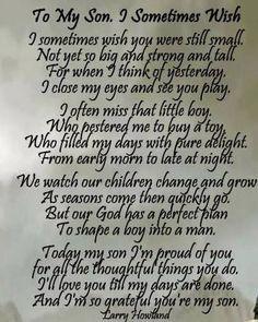 life, stuff, famili, poems for sons, inspir, 355444 pixel, boy, quot ...