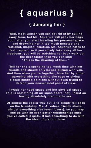 Aquarius Woman Tumblr