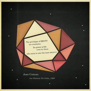 Jean Cocteau quote, via Flickr.