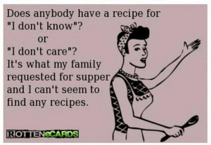 what's for dinner?Quotes, My Families, So True, Suppers, Funny Stuff ...