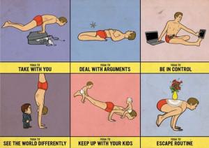 yoga #asana #funny yoga #work #exercise