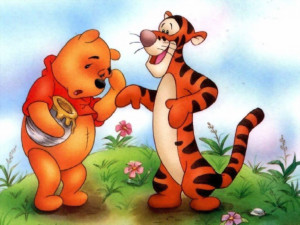 WALLPAPERS & SCRENSAVER: SFONDI GRATIS DI WINNIE THE POOH