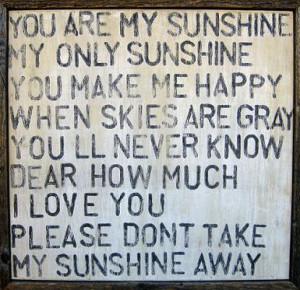 quote_sunshine_lyrics_love_quotes_music ...