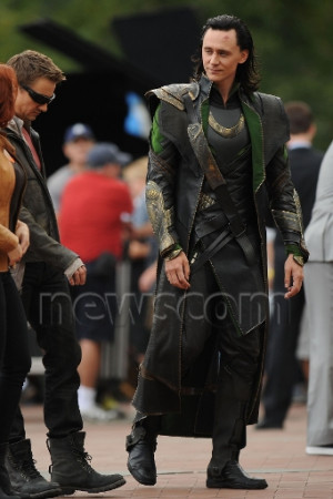 Loki (Thor 2011) Loki Avengers Set