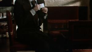 Harold in the first scene.