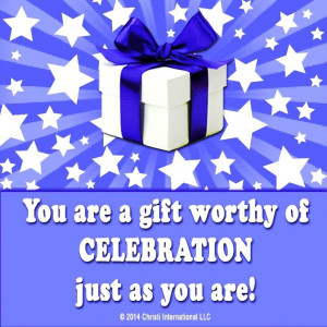 You are a gift...