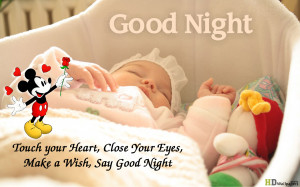 Good Night my Love good Night Quotes