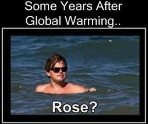 Some years after global warming