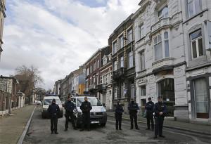 European police arrest over 2 dozen in anti-terror sweeps