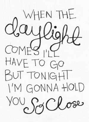 Maroon 5 - daylight lyrics. I really love this song. But ya know I ...
