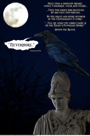 Edgar Allan Poe Quotes The Raven From edgar allan poe's