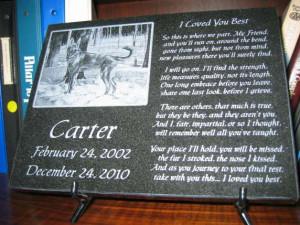 Dog Memorial Quotes Pet Memorial Quotes 3