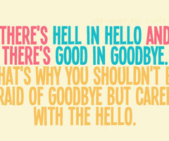 funny goodbye quotes
