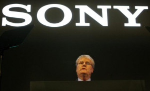 Sony Corp. President and Chief Executive Howard Stringer described ...
