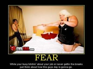 Fear – Funny People Fails
