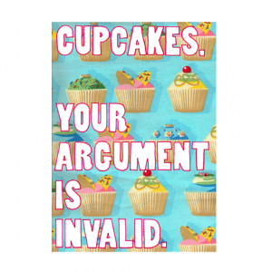 Folksy Buy Quot Cupcake Argument