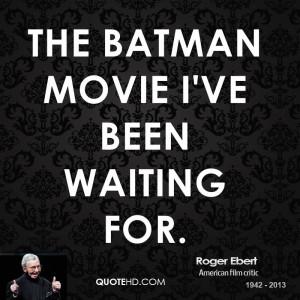 Batman and Robin Sayings Quotes