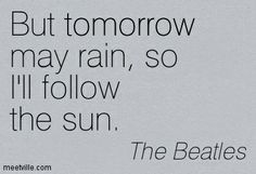 beatles quotes about life - Google Search