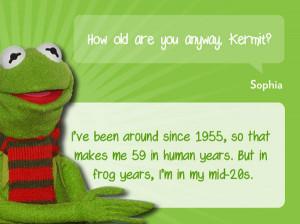 ... pictures famous kermit frog quotes more famous kermit frog quotes