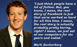 10 Marvelous Quotes Of 'Mark Zuckerberg' To Manifest Your ...