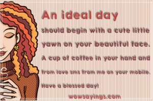 Tags of Sayings Sayings with pictures Good Morning Sayings and Quotes ...