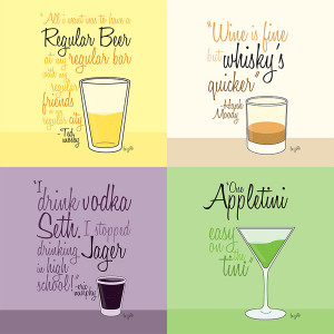 TV Drinks quotes