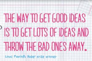 Top tips for hosting a creative brainstorm