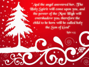Christmas Sayings and the Spirit of the Season