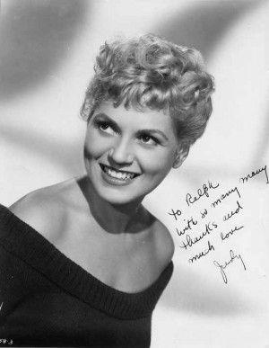 Judy Holliday Biography and Filmography. . In the late 1950's Judy ...