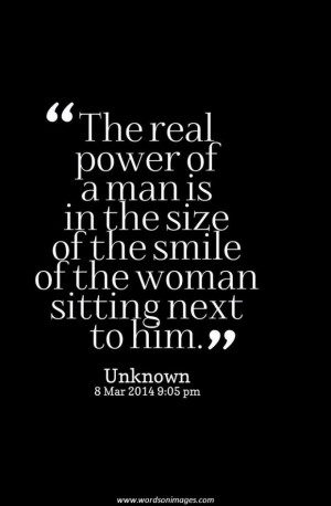 Real He Makes My Smile Quotes