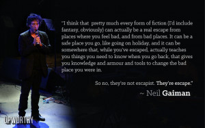 Neil Gaiman Casually Sums Up A Piece Of Every Book Lover's Soul In One ...