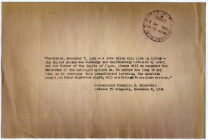 pearl harbor quotes