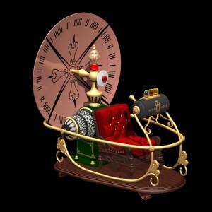 Time Machine Model