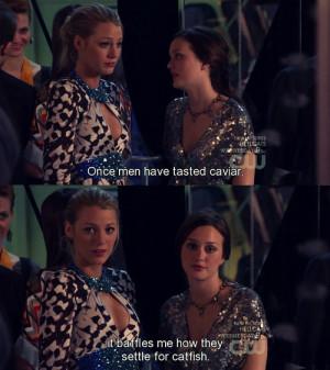 Gossip Girl Serena & Blair