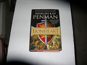 Lionheart by Sharon Kay Penman 2011 Hardcover SIGNED 1st 1st