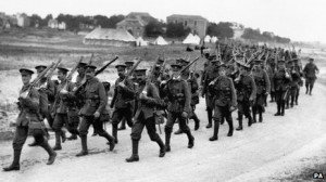 World War I centenary: Paving stones to honour heroes
