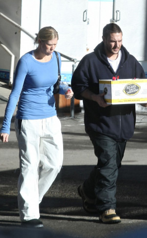 Kevin Federline and Victoria Prince with Sean and Jayden ++